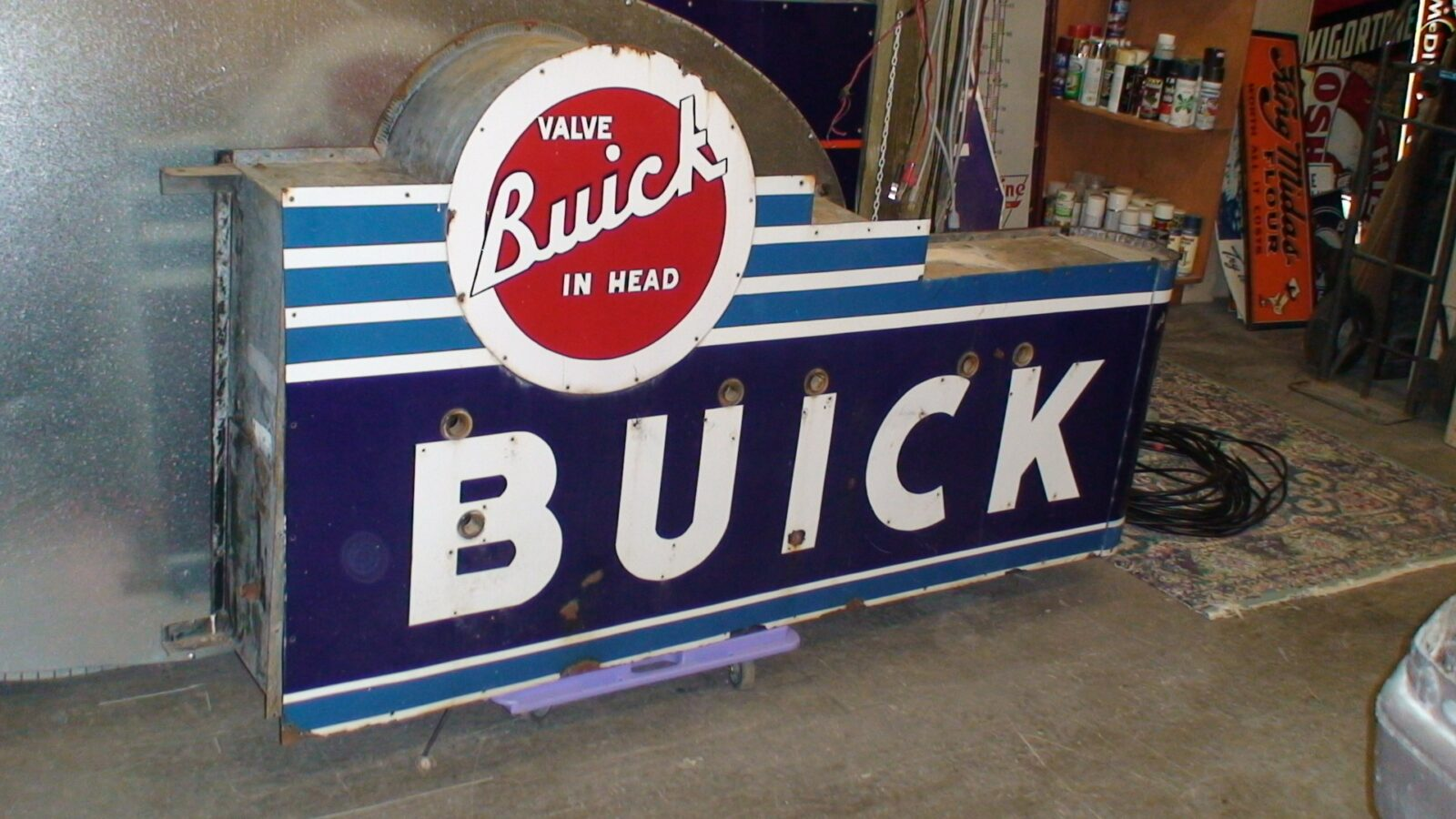 Vintage Signs For Sale >> Gas Auto Oil Signs Gallery Vintage Signs For Sale