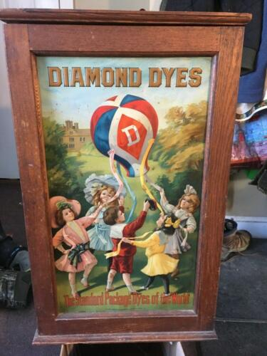 diamond dyes